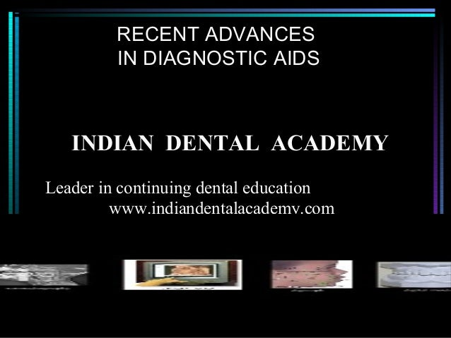 Specialized radiographic techniques /certified fixed orthodontic courses by Indian dental academy