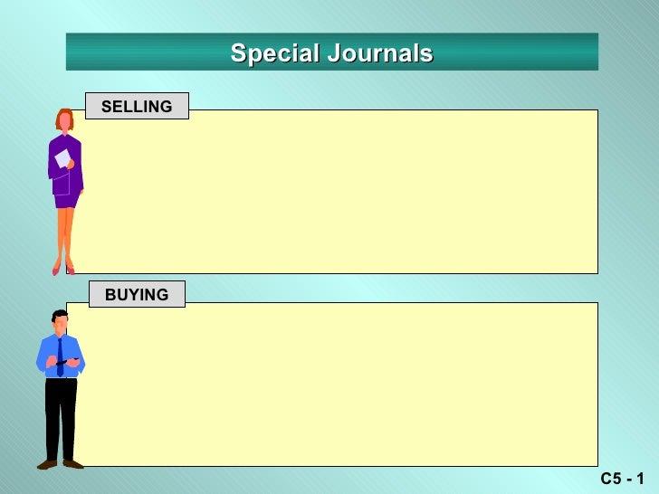 Special journal hyper