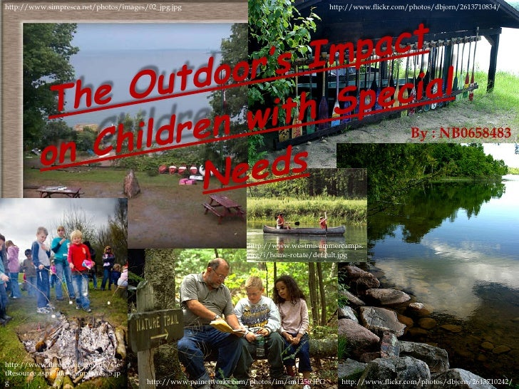NB0658483 The Outdoors for Special Needs Children