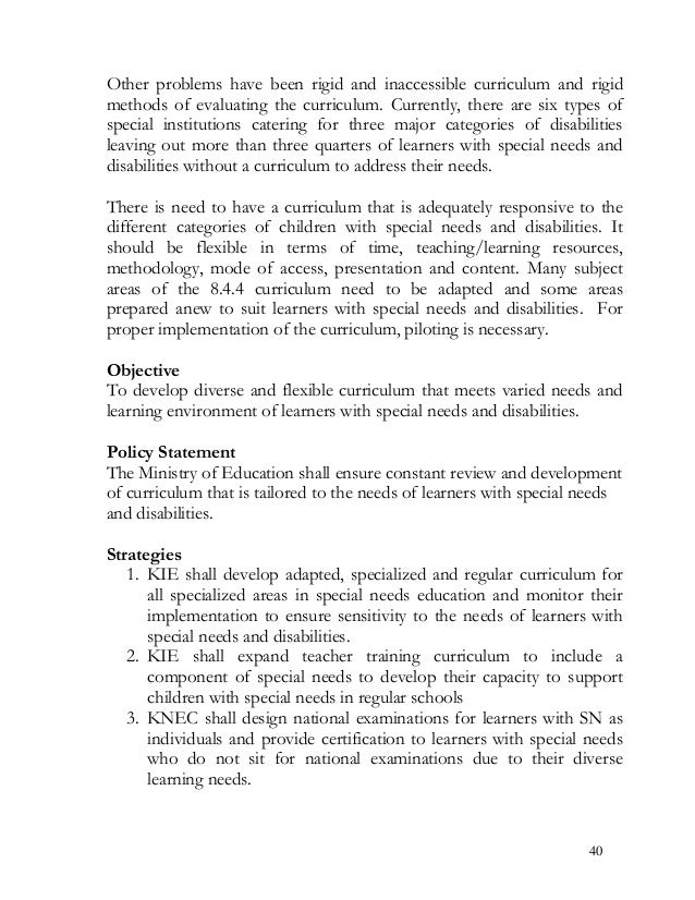 challenges facing free primary education in kenya pdf