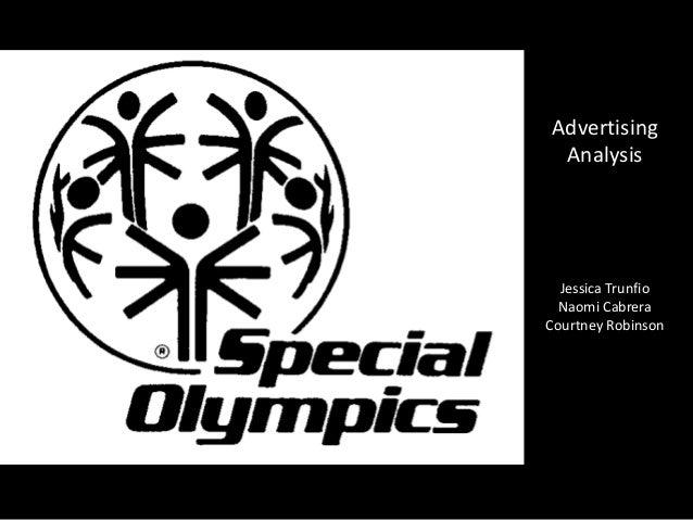 Specialolympics powerpoint