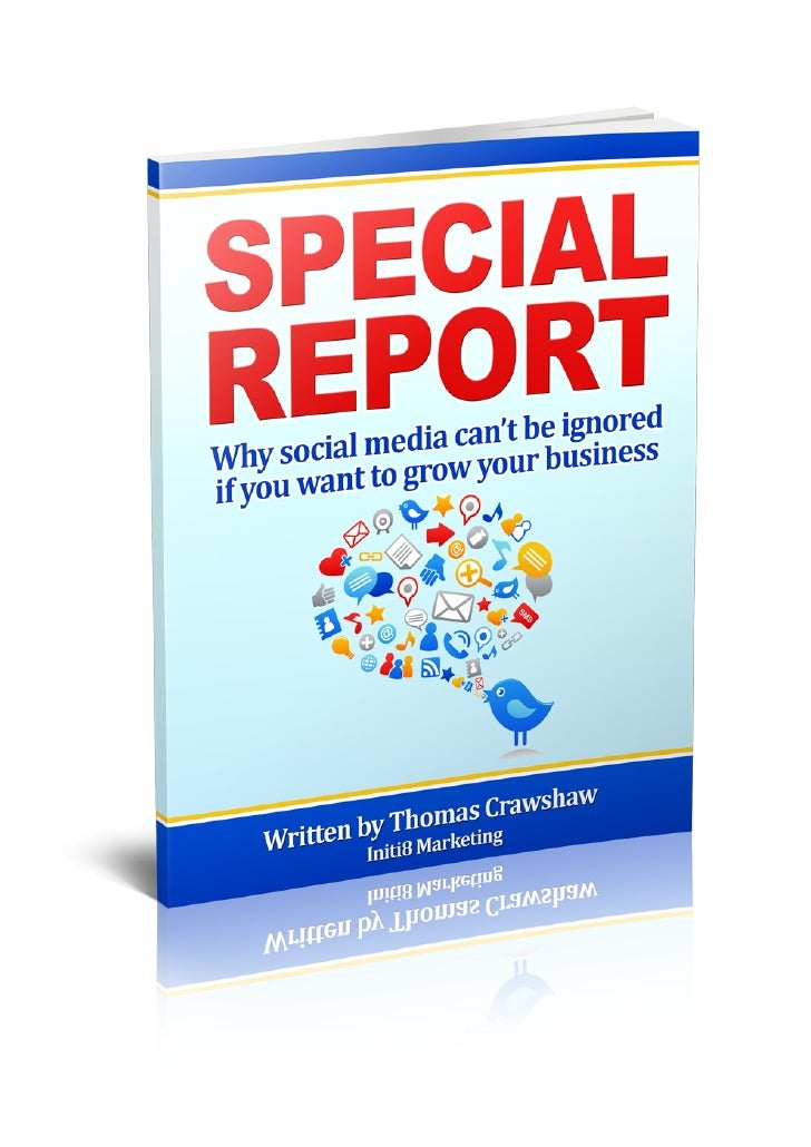 Special Report   Initi8 Marketing