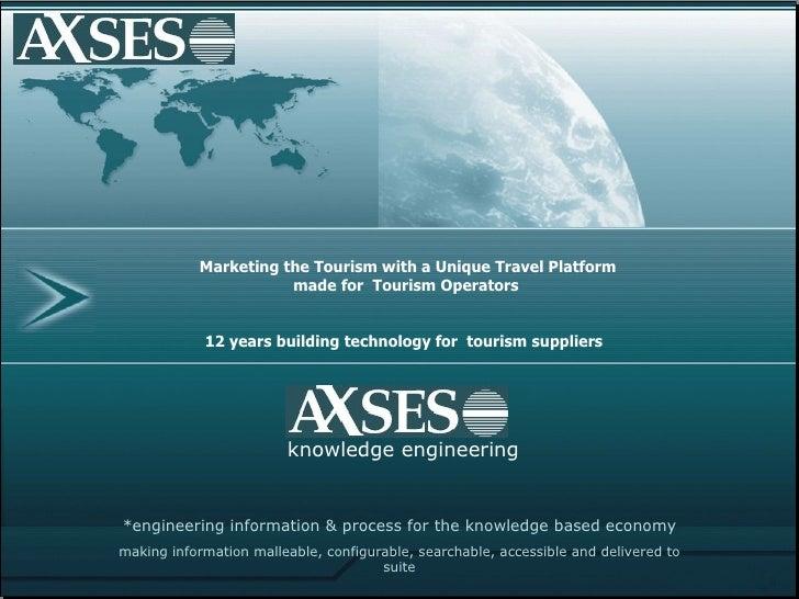 AXSES ArcRes-Specials Marketing