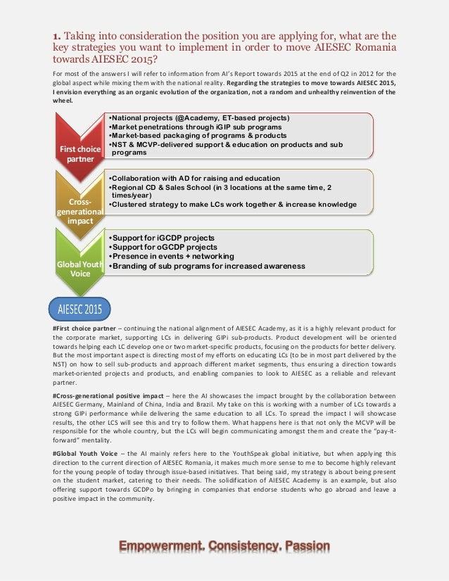 Specific questions   mcvp corporate development