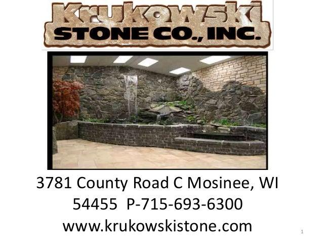 Specifying stone