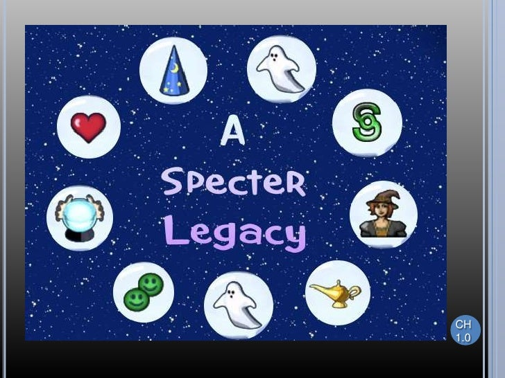 A Specter Legacy Ch 1