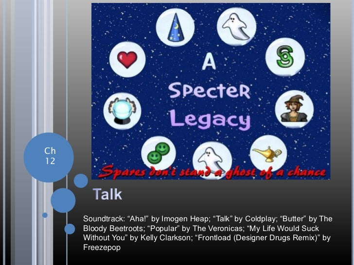 A Specter Legacy Ch 12
