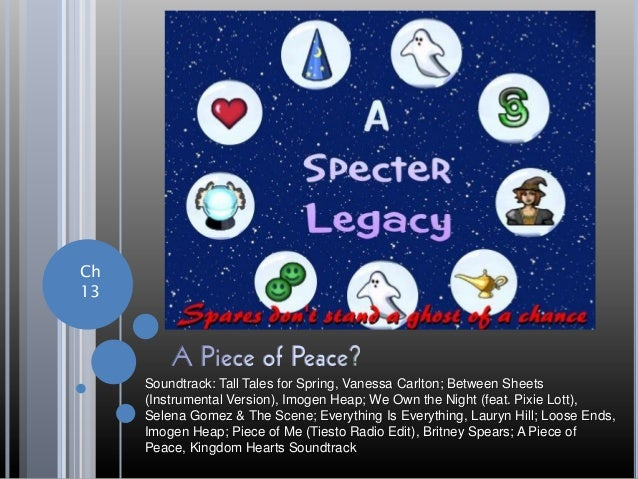 A Specter Legacy Ch 13
