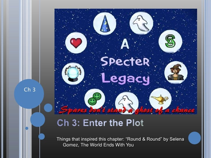 A Specter Legacy Ch 3
