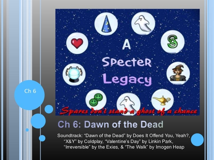 A Specter Legacy Ch 6