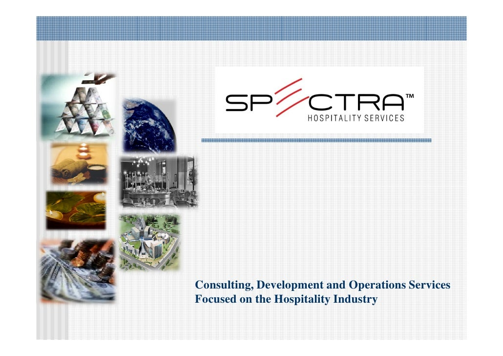 Spectra  A Brief Introduction (1)