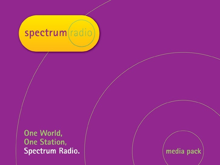 SPECTRUM RADIO – THE ONLY VOICE OF MULTI ETHNIC LONDON  Spectrum Radio was established nearly 20 years ago   It's the only...