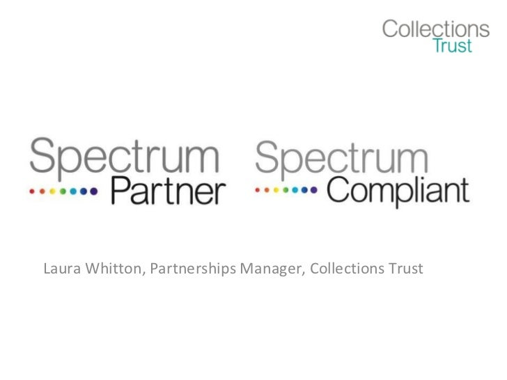 Spectrum partner schemeandcompliance(roadmap2012)