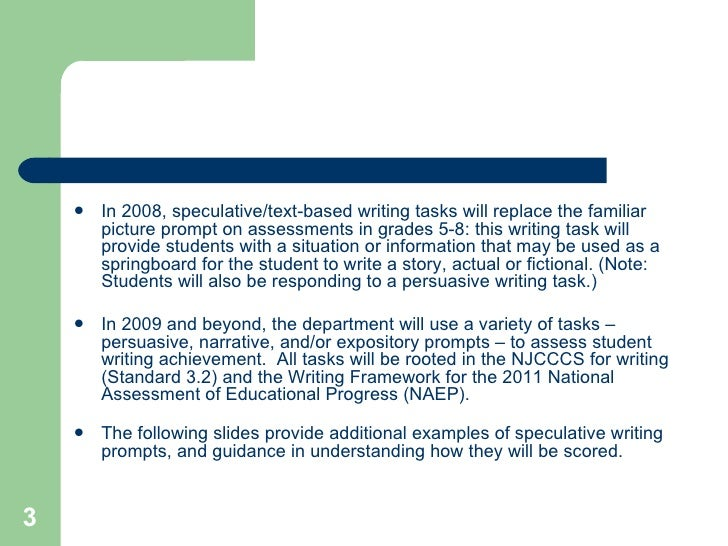 speculative writing prompts grade 5