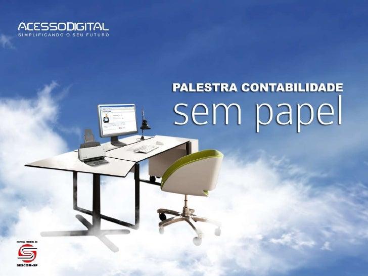 Quem Sou        Bruno Barreto                Área de Relações InstitucionaisOnde trabalho   Acesso Digital                ...