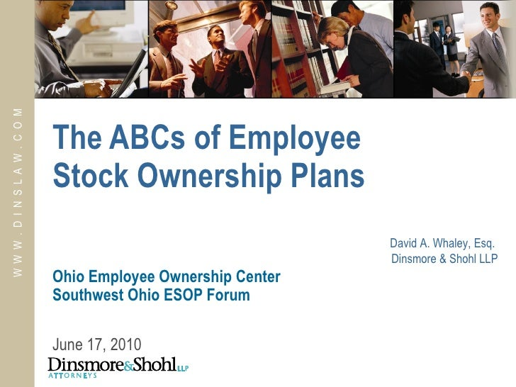 Employee stock options plan for private companies