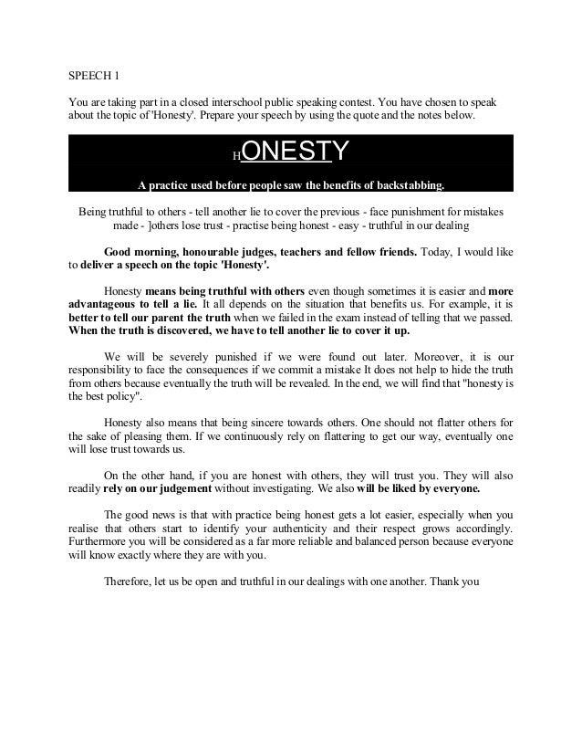 28+ Sample Speech Essay | Freedom Of Speech Essay Examples ...