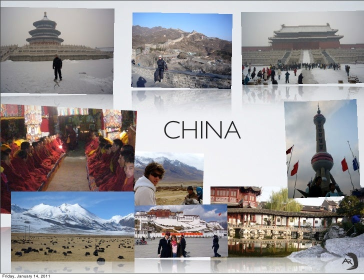 CHINAFriday, January 14, 2011