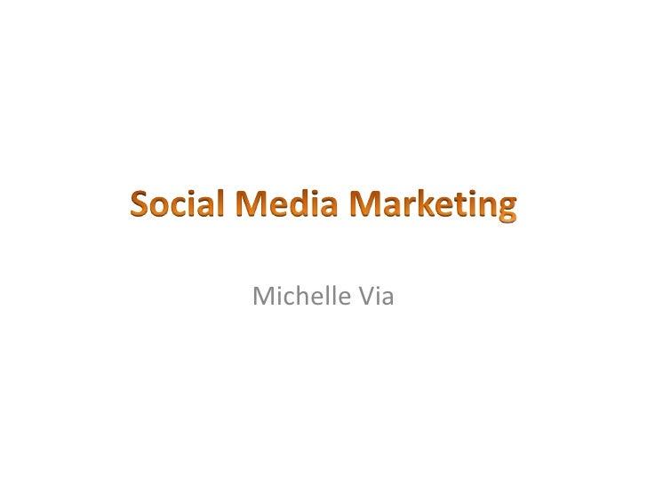 Speech- Social Media