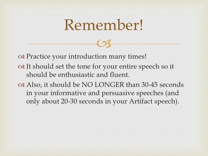 Persuasive essay intros