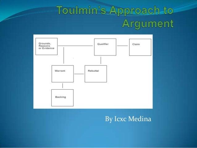 Toulmin Model extra credit