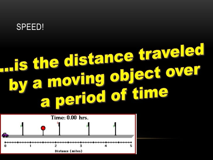 Speed unit 1 test review