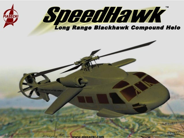 TMLong Range Blackhawk Compound Helo