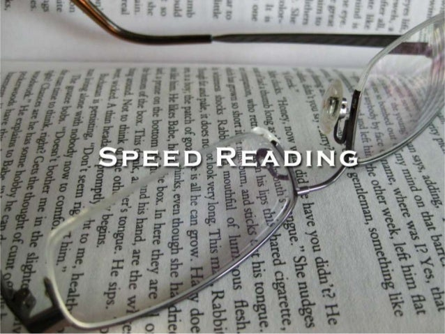 Effective Speed Reading