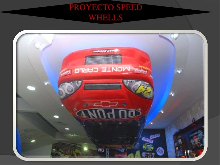 PROYECTO SPEED WHELLS <br />