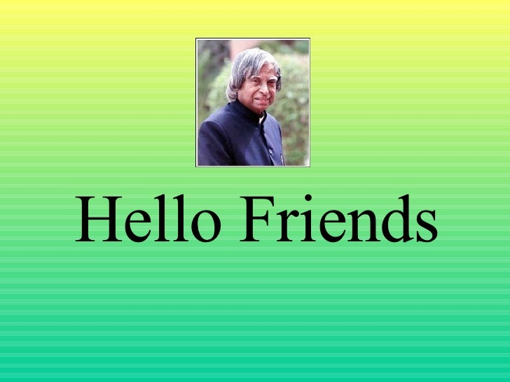 Spend 10 Minutes By Dr Abdul J Kalam
