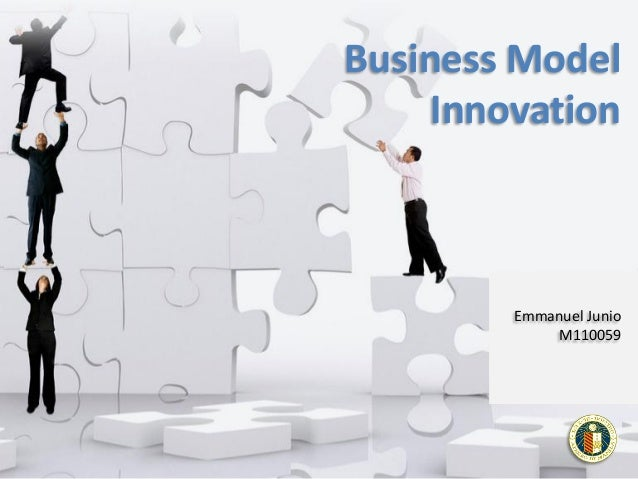 SPENTREP - Business Model Innovation (reported by Emmanuel Junio)