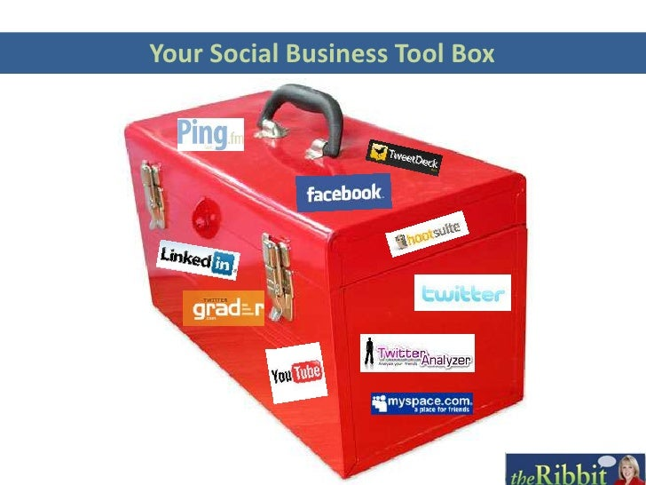 Your Social Business Toolbox
