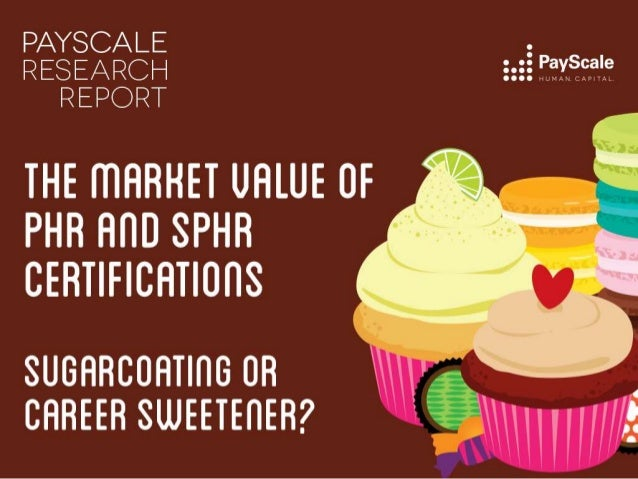 Sneak Peek: The Market Value of PHR and SPHR Certifications