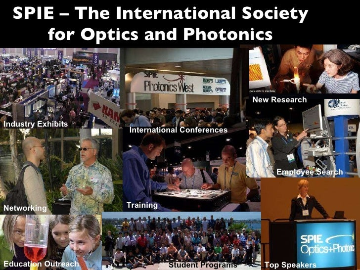SPIE Overview for Students
