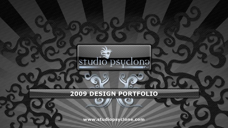 Portfolio July 2009