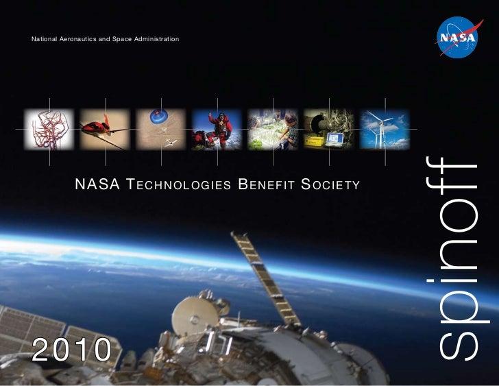 National Aeronautics and Space Administration                                                                        spino...