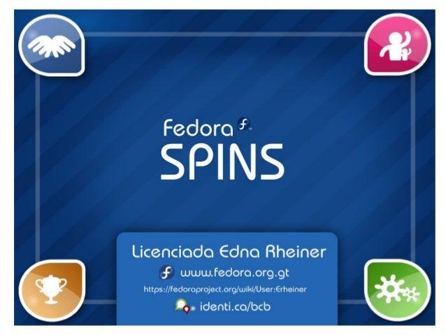 Spins Fedora