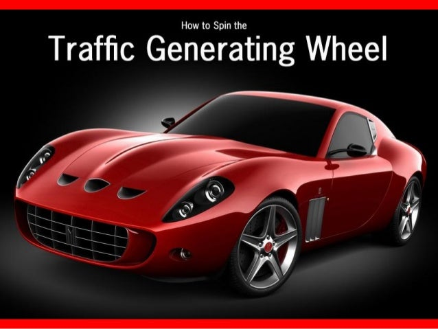 Spin the wheel Have you ever heard about the traffic generating wheel? It's a wheel you will have to start spinning and yo...