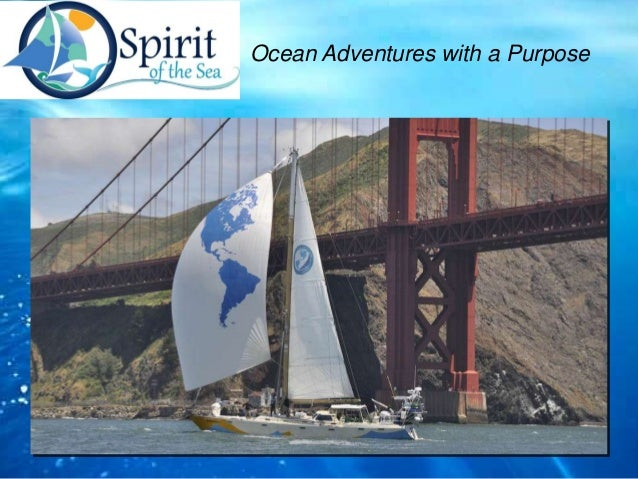 Ocean Adventures with a Purpose