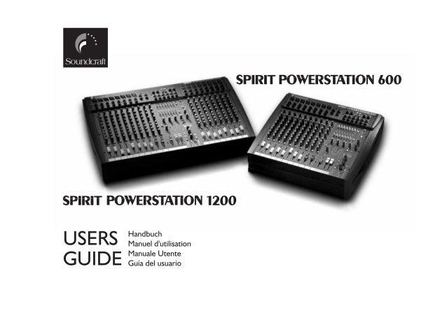 Spirit powerstation 6001200_ug