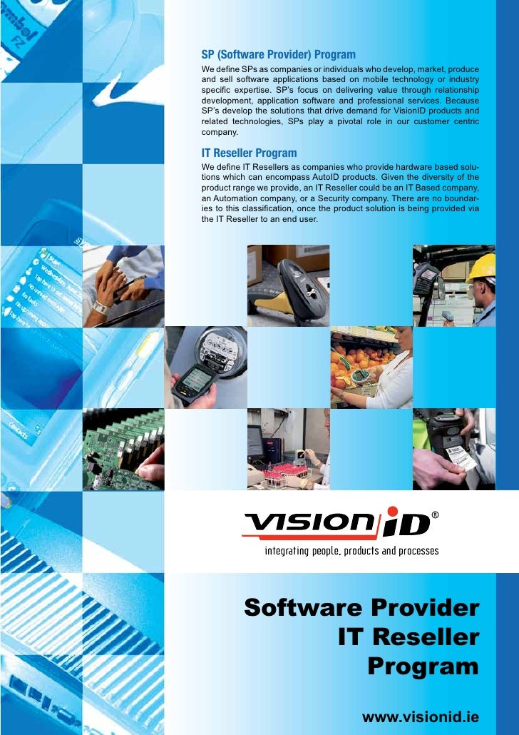 ISV / IT Reseller Brochure