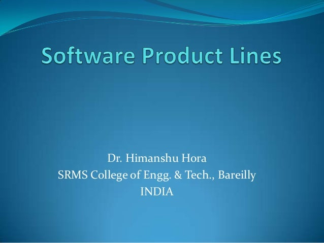 Software Product Line