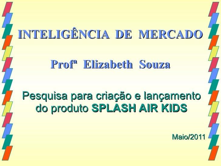 Splash air kids