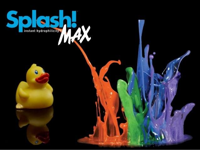 Splash max final