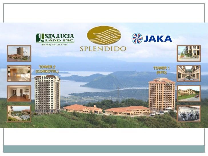 Splendido taal tower 2 Condotel, Tagaytay city