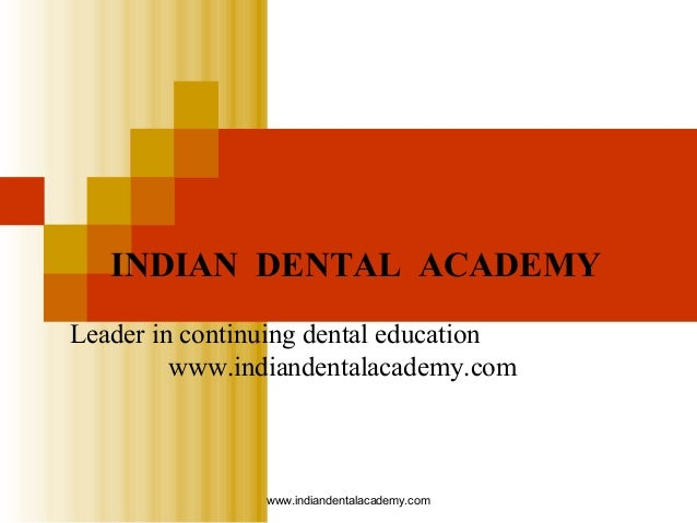 Splinting part2 /certified fixed orthodontic courses by Indian dental academy