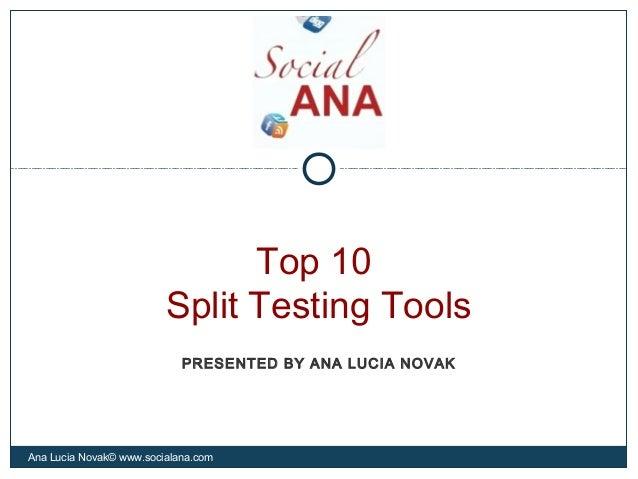 Split testing-slides
