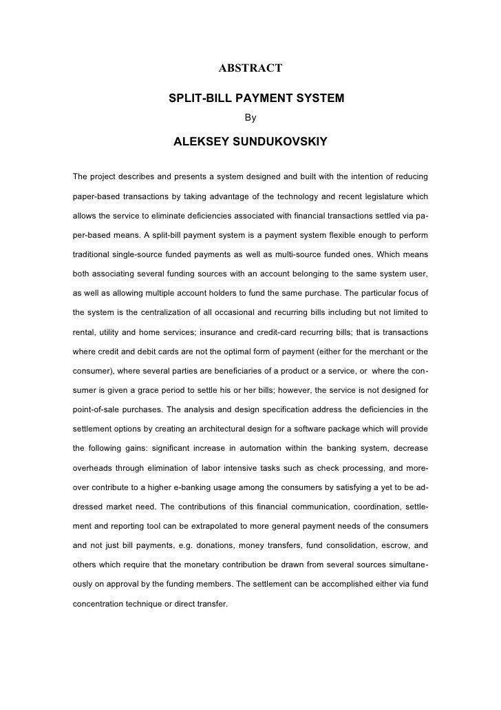 Abstract Dissertation International Section