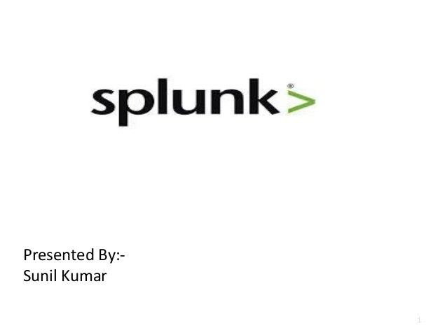Splunk Insights