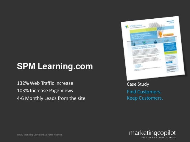SPM Case Study